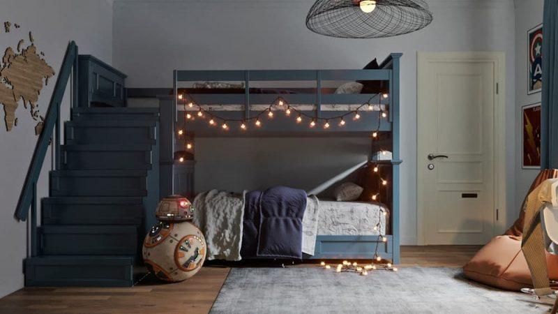 Дизайн комнаты для двух подростков - проект 1 фото 2