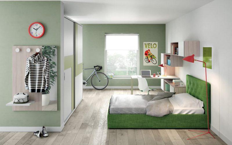 Идеи интерьера комнаты для подростка - фото 3