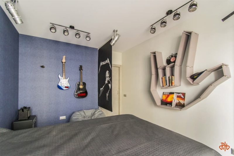 Комната для подростка мальчика - дизайн 1 фото 2
