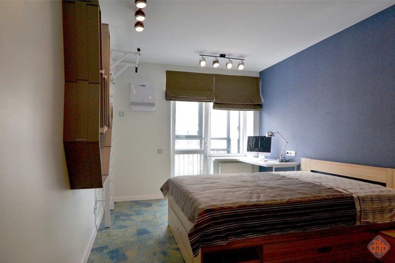 Комната для подростка мальчика - дизайн 1 фото 3